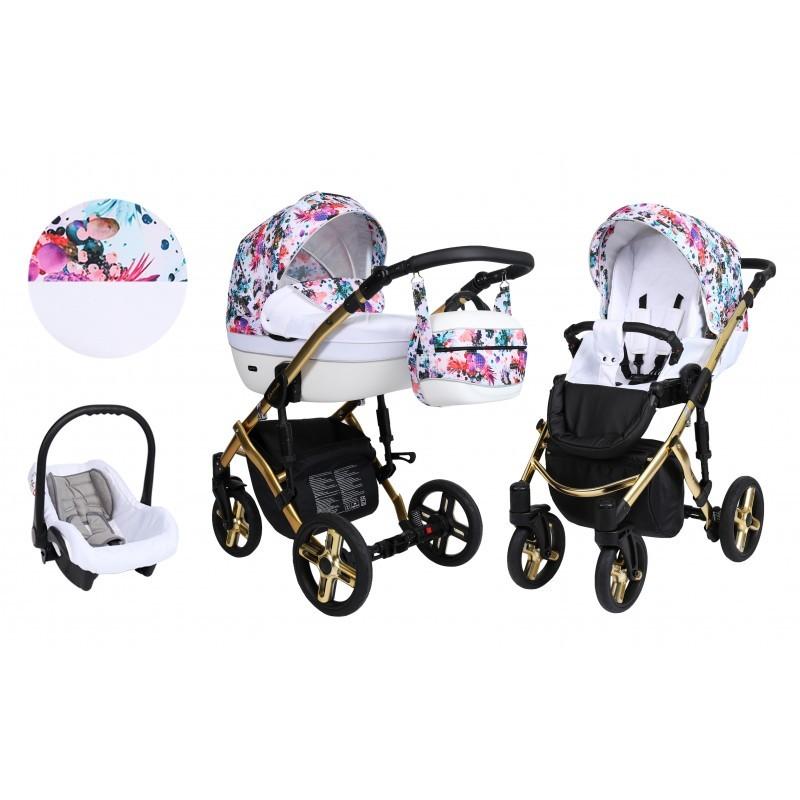 Carro de Bebe 3 Piezas Lavado Premium