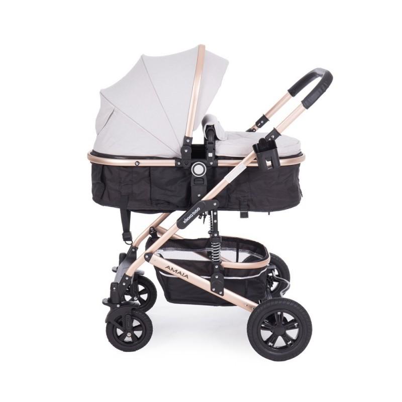 Carro de bebe 3 en 1 Amaia